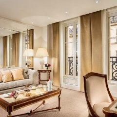 Отель Hôtel Splendide Royal Paris 5* Люкс с различными типами кроватей фото 11
