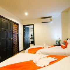 Colora Hotel 3* Стандартный семейный номер с двуспальной кроватью фото 4