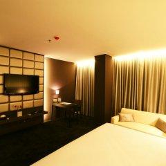 I Residence Hotel Silom 3* Номер Делюкс с различными типами кроватей фото 17