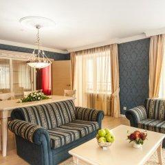 Гостиница Гранд Авеню 3* Апартаменты разные типы кроватей фото 3