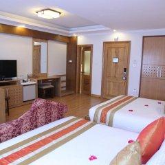Hanoi Elegance Ruby Hotel 3* Люкс с различными типами кроватей фото 11