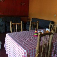 Hotel Cuna Maya Копан-Руинас комната для гостей