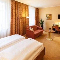 Отель Albrechtshof Германия, Берлин - отзывы, цены и фото номеров - забронировать отель Albrechtshof онлайн комната для гостей фото 3