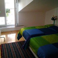 Отель Inn Chiado Стандартный номер с различными типами кроватей фото 7