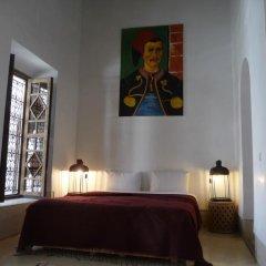 Отель Riad Matham Марокко, Марракеш - отзывы, цены и фото номеров - забронировать отель Riad Matham онлайн комната для гостей фото 3