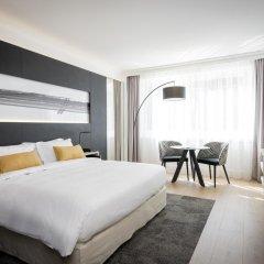 Отель Marriott Lyon Cité Internationale 4* Стандартный номер с различными типами кроватей фото 3