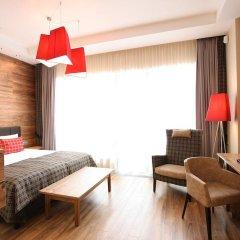Поляна 1389 Отель и СПА 4* Стандартный номер с двуспальной кроватью фото 3