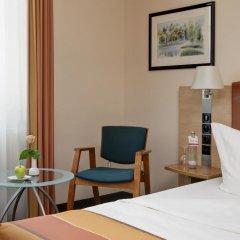 Отель IntercityHotel Berlin Ostbahnhof 3* Номер Бизнес с различными типами кроватей фото 2