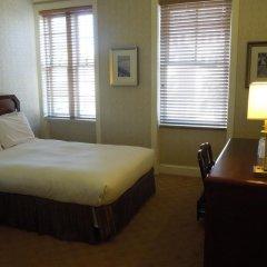 Отель Embassy Inn 2* Стандартный номер с различными типами кроватей фото 2
