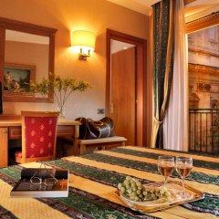 Отель Colonna Hotel Италия, Фраскати - отзывы, цены и фото номеров - забронировать отель Colonna Hotel онлайн комната для гостей фото 5