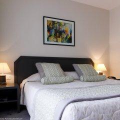 Отель Hôtel Charlemagne 4* Стандартный номер с различными типами кроватей фото 3