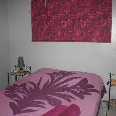 Отель Fare D'hôtes Tutehau Стандартный номер с различными типами кроватей фото 7