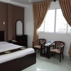 N.Y Kim Phuong Hotel 2* Номер Делюкс с различными типами кроватей фото 15