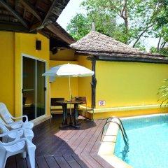 Отель Supatra Hua Hin Resort 3* Вилла с различными типами кроватей фото 5