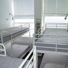 Отель Interhostel 2* Кровать в общем номере с двухъярусной кроватью фото 7