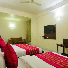 Отель Shanti Villa 3* Стандартный номер с различными типами кроватей фото 6