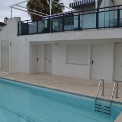 Отель Agua Marina Испания, Олива - отзывы, цены и фото номеров - забронировать отель Agua Marina онлайн бассейн