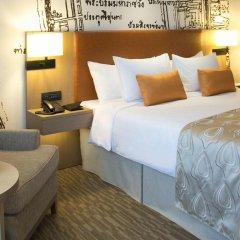 Отель Grand Mercure Fortune Бангкок комната для гостей фото 3