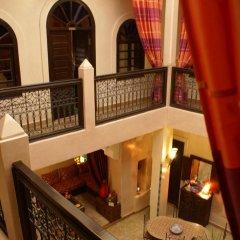 Отель Riad Lapis-lazuli Марракеш балкон