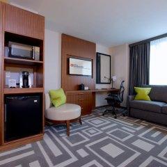 Отель Hilton Garden Inn New York/Central Park South-Midtown West 3* Полулюкс с различными типами кроватей фото 4