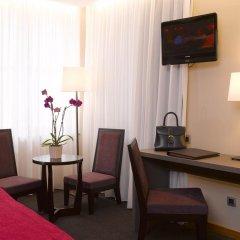 Отель Martins Brugge 3* Номер Charming с двуспальной кроватью фото 2
