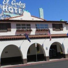 Отель El Cortez Hotel & Casino США, Лас-Вегас - 1 отзыв об отеле, цены и фото номеров - забронировать отель El Cortez Hotel & Casino онлайн парковка