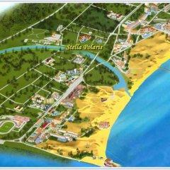 Отель Stella Polaris Holiday Complex Солнечный берег приотельная территория