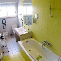 Отель Duplex Lisboa ванная фото 2