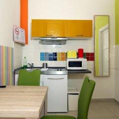 Отель Amber Gardenview Studios Студия с различными типами кроватей фото 2