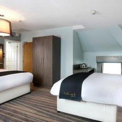 Отель Hallmark Inn Manchester South 3* Улучшенный номер с различными типами кроватей фото 10