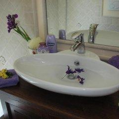 Отель B&B Casacapraia Итри ванная