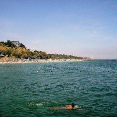 Гостиница Zeleny Kampus пляж