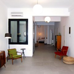 Отель Concierge Athens I 4* Апартаменты с 2 отдельными кроватями фото 24