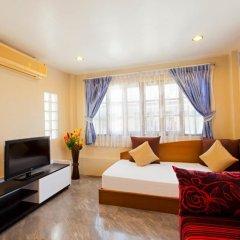 Отель Royal Prince Residence 2* Коттедж разные типы кроватей фото 16