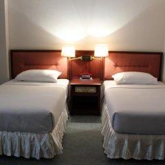 Silver Hotel Phuket 3* Стандартный номер разные типы кроватей фото 6