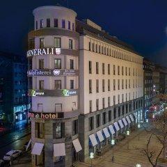 anna hotel 4* Стандартный номер с различными типами кроватей фото 5