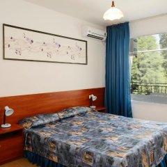 Park Hotel Zdravets 3* Стандартный номер с различными типами кроватей фото 2