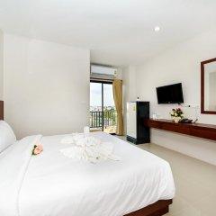 Отель The Topaz Residence 3* Улучшенный номер разные типы кроватей фото 4