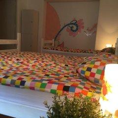 Mosaic Hostel Belgrade Кровать в общем номере с двухъярусной кроватью фото 10