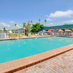 Отель Ramada Waterfront Sarasota бассейн фото 3