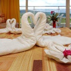 Отель Plamena Palace 4* Стандартный номер с различными типами кроватей фото 4