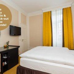 Euler Hotel Basel 4* Номер категории Эконом с различными типами кроватей фото 3