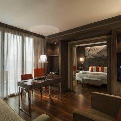 Отель Ramada Plaza Milano 4* Люкс с различными типами кроватей фото 5