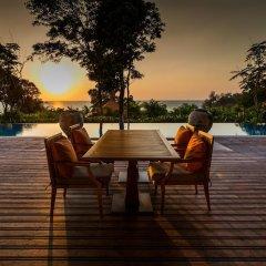 Отель Trisara Villas & Residences Phuket 5* Вилла с различными типами кроватей фото 16