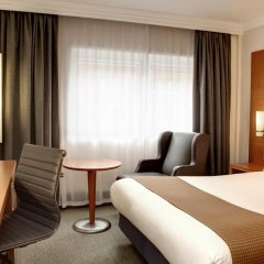 Отель Holiday Inn London - Regents Park 4* Стандартный номер с различными типами кроватей фото 2