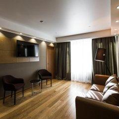 Гостиница Верба комната для гостей фото 4
