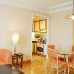 Отель Jasmine City 4* Люкс повышенной комфортности с разными типами кроватей фото 16
