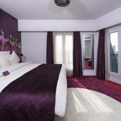 Отель Mercure Paris Place d'Italie 4* Стандартный номер с различными типами кроватей фото 6