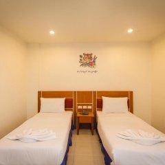 Отель Fulla Place 3* Улучшенный номер с 2 отдельными кроватями фото 5
