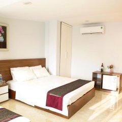An Hotel 2* Номер Делюкс с различными типами кроватей фото 12